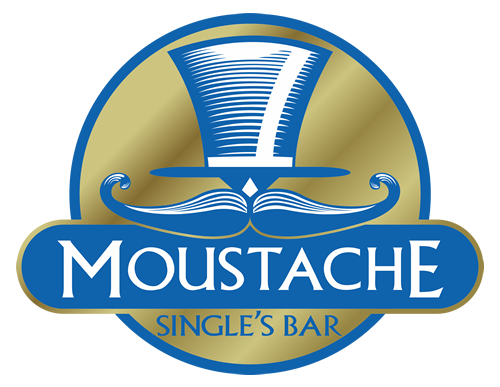Moustache Single's Bar